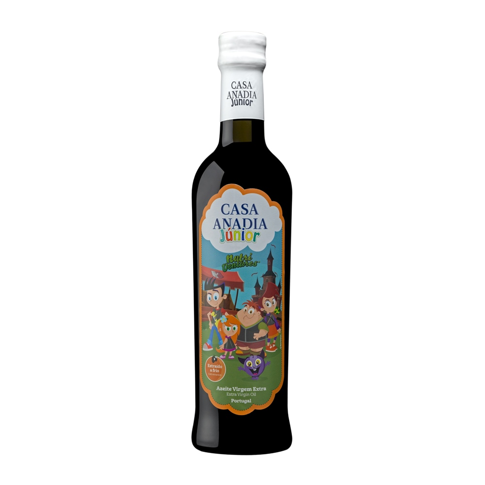 Junior Nutriventures Olive Oil Casa Anadia Portugal